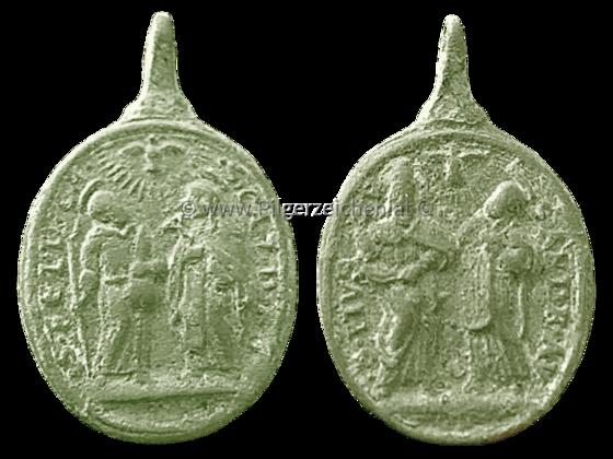 Felix von Cantalice / Katharina von Siena / Pius V / Andreas Avellino