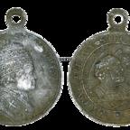 Papst Pius IX. / Petrus und Paulus