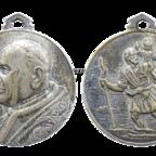 Papst Johannes XXIII. / Christophorus