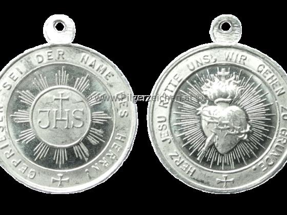 Christusmonogramm IHS / Heiligstes Herz Jesu