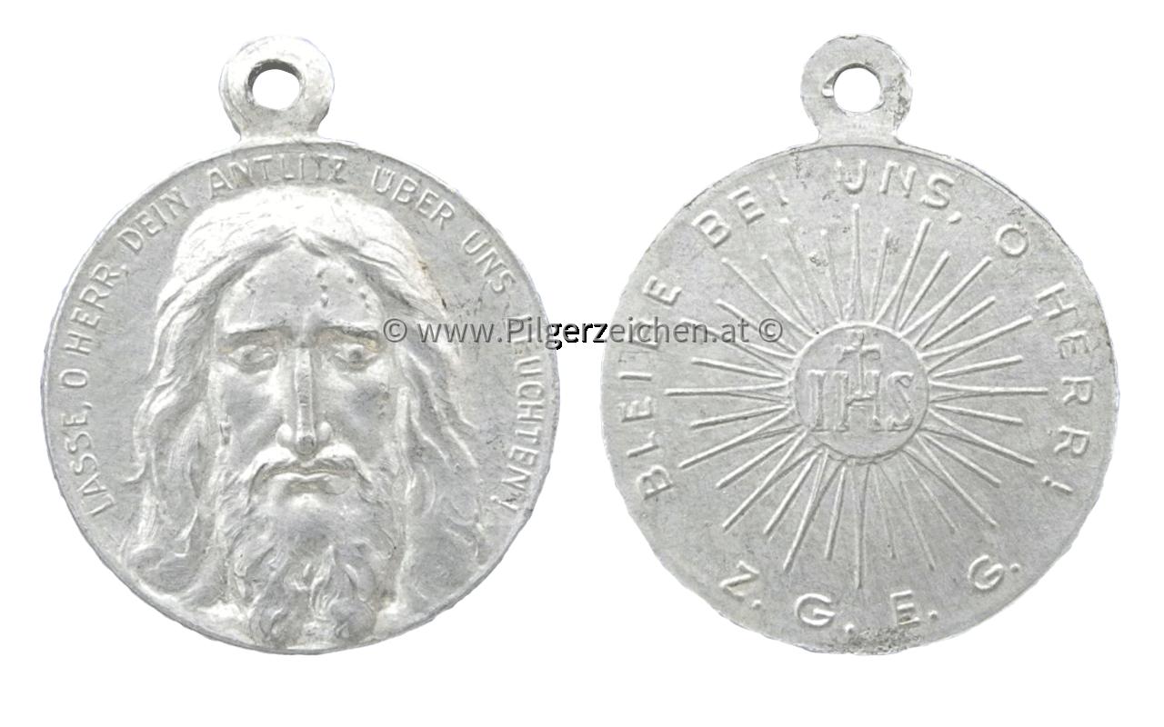 Antlitz Christi / Christusmonogramm IHS
