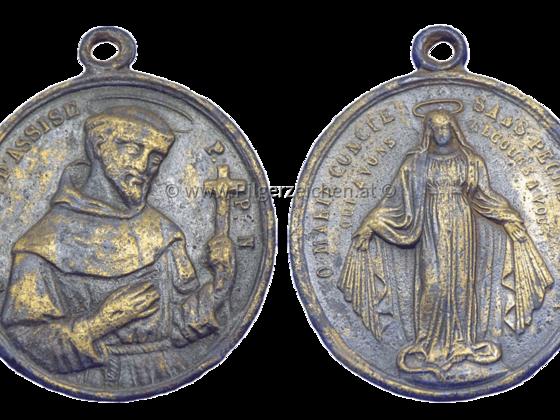 Franz von Assisi / Unbefleckte Empfängnis