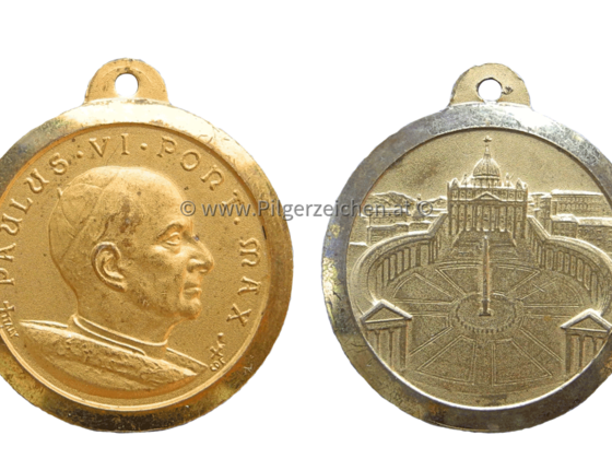 Papst Paul VI. / Petersdom