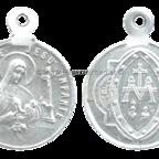 Theresia von Lisieux / Wundertätige Medaille