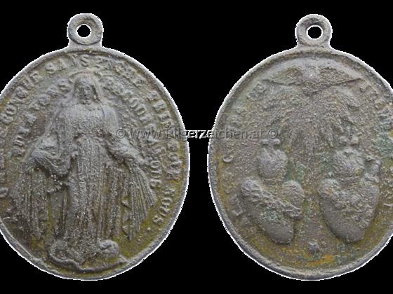 Maria Immaculata / Heiligstes Herz Jesu / Unbeflecktes Herz Maria
