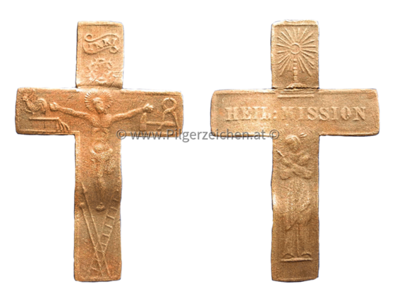 Arma-Christi-Kreuz / Jesuitische Mission / Mater Dolorosa