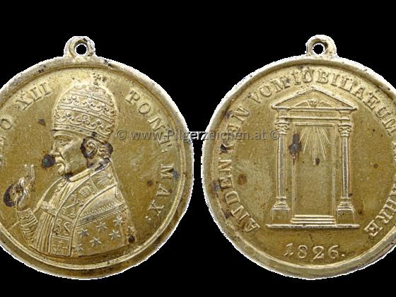Papst Leo XII. / Porta Sancta / Jubeljahr 1826