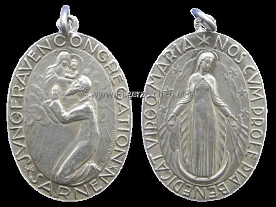 Niklaus von Flüe / Maria Immaculata / Marianische Kongregation