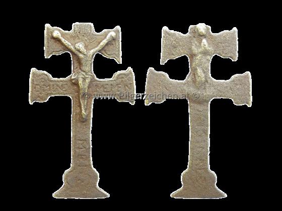 Caravaca-Kreuz / Pestkreuz