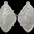 Skapuliermadonna / Heiligstes Herz Jesu
