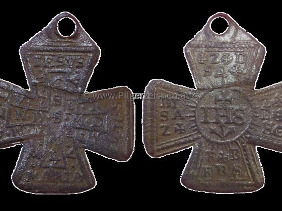 Benediktussegen / Zachariassegen / Jesuiten / Bannkreuz