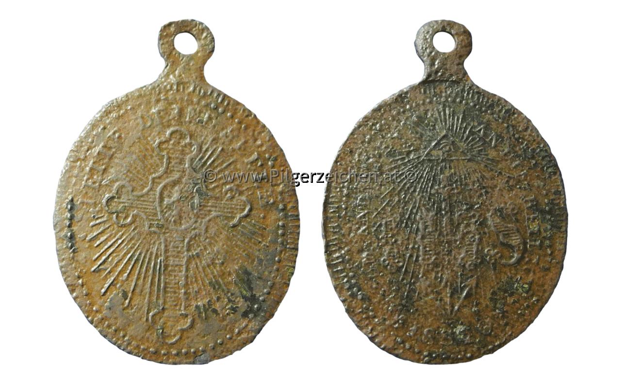Jesuitische Mission / Christusmonogramm