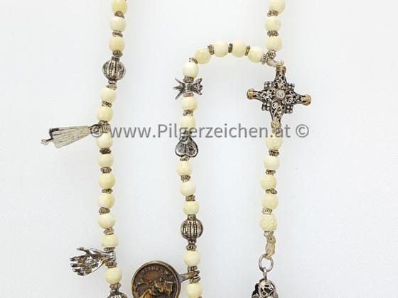 Rosenkranz / Ignatius von Loyola / Aloisius von Gonzaga / Nepomukzunge