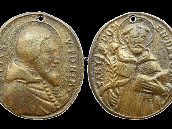 Papst Pius V. / Dominikus