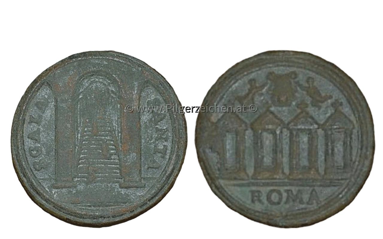 Scala Sancta / Porta Sancta