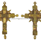 Lateinisches Kreuz / Christusmonogramm IHS