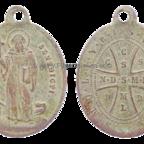 Benedikt von Nursia / Benediktussegen