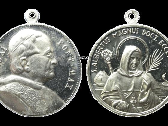 Papst Pius XI. / Albertus Magnus