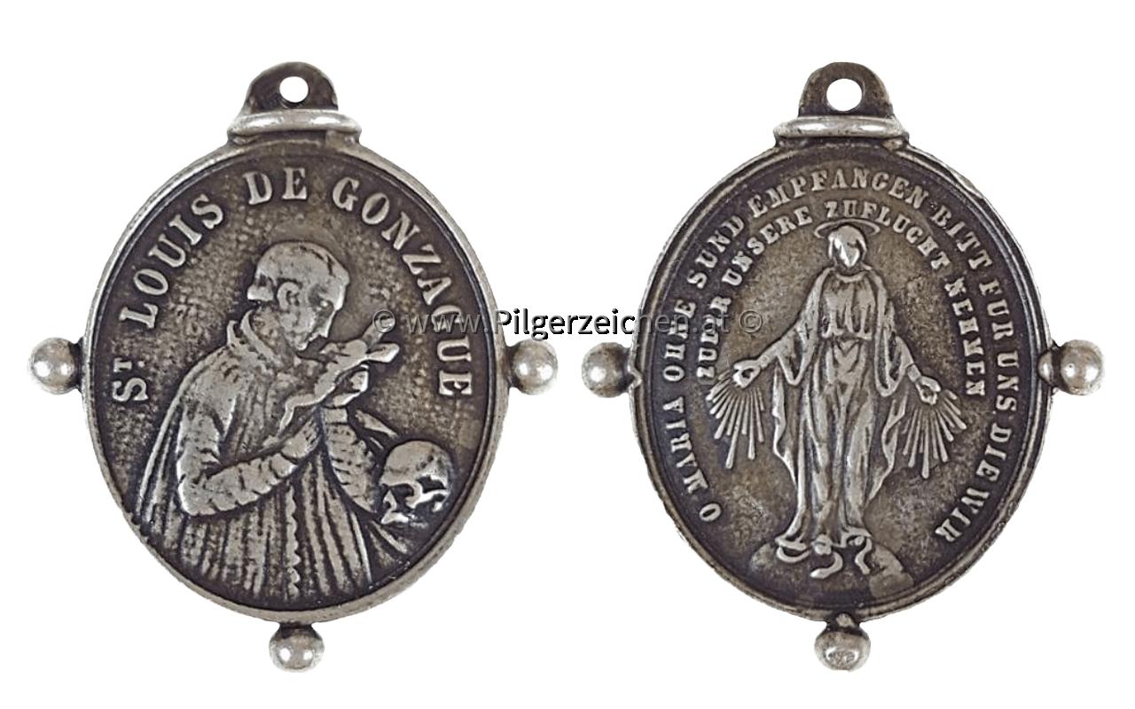 Aloysius von Gonzaga / Maria Immaculata