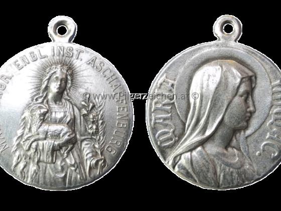 Agnes von Rom / Maria Immaculata