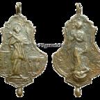 Johannes von Nepomuk / Maria Immaculata