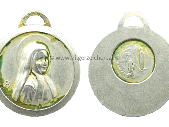 Lourdes, Frankreich / Bernadette Soubirous