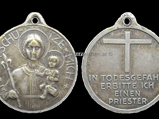 Maria (Mutter Gottes) / Notfallvorsorge