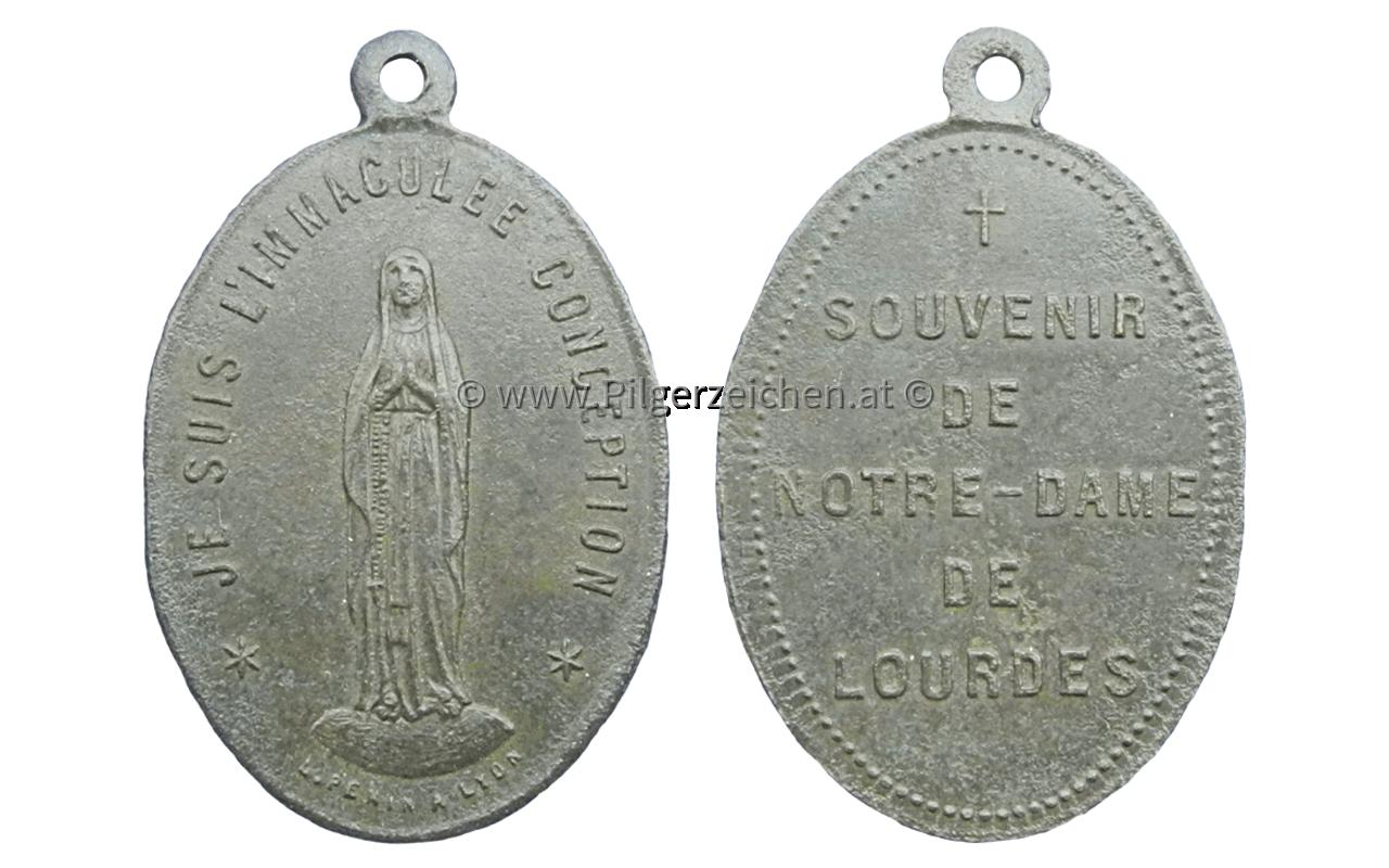Lourdes, Frankreich