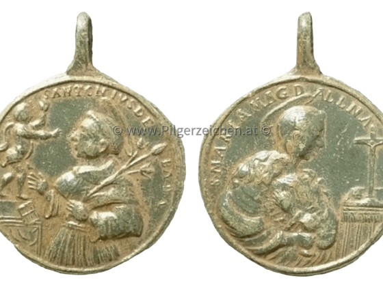 Antonius von Padua / Maria Magdalena