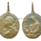 Johannes der Täufer / Antonius von Padua