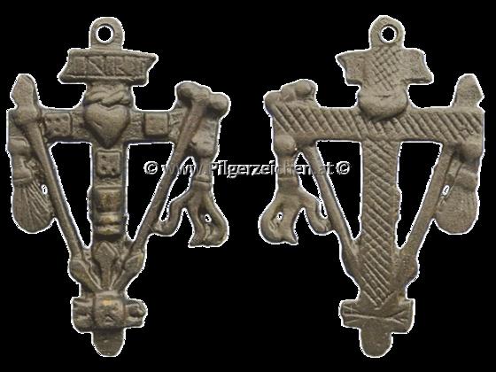 Arma-Christi-Kreuz / Leidenswerkzeug