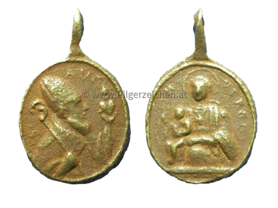 Augustinus von Hippo / Maria vom Trost