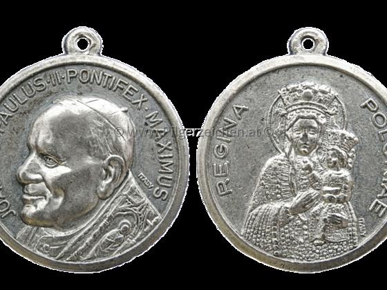 Papst Johannes Paulus II. / Jasna Gora, Polen