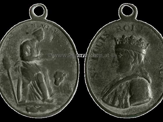Genovefa / Ludwig IX.
