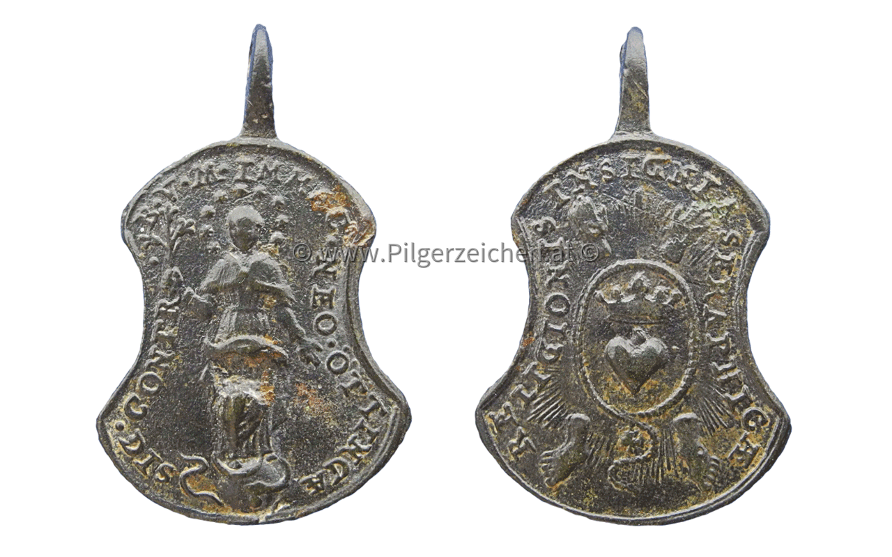 Maria Immaculata / Stigmata des Franz von Assisi