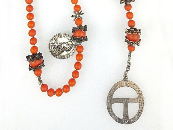 Rosenkranz / Rasso von Andechs / Mechtild von Dießen / Nikolaus von Tolentino / Maria vom Trost / Arma Christi / Taukreuz