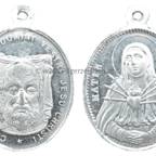 Antlitz Christi / Mater Dolorosa