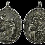 Papst Silvester I. / Benedikt von Nursia