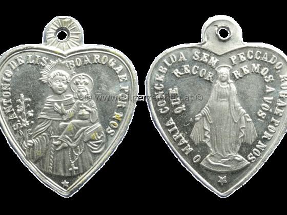 Antonius von Padua / Maria Immaculata