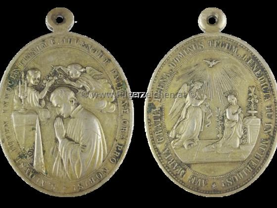 Aloisius von Gonzaga / Verkündigung des Herrn