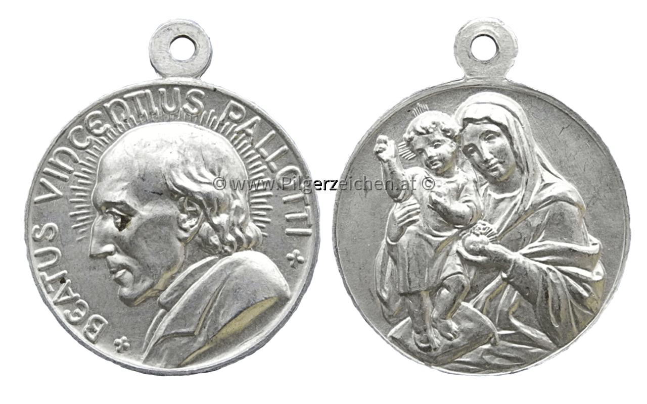 Vinzenz Pallotti / Maria (Mutter Gottes) / Jesuskind