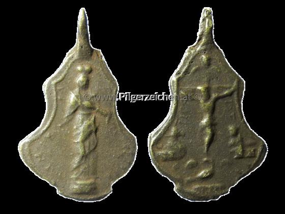 Maria Immaculata / Evangelistensymbole