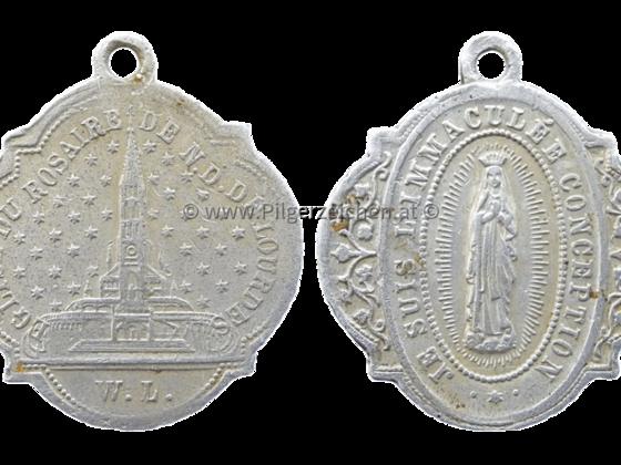 Lourdes, Frankreich / Maria Immaculata