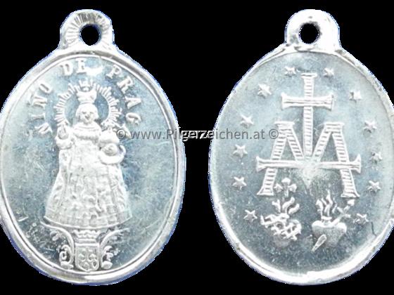 Prager Jesulein / Wundertätige Medaille