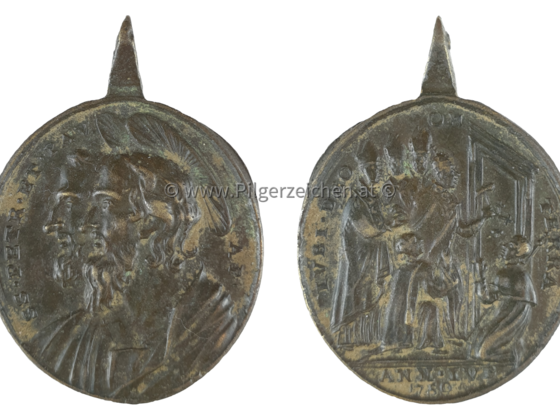 Petrus und Paulus / Jubeljahr 1750