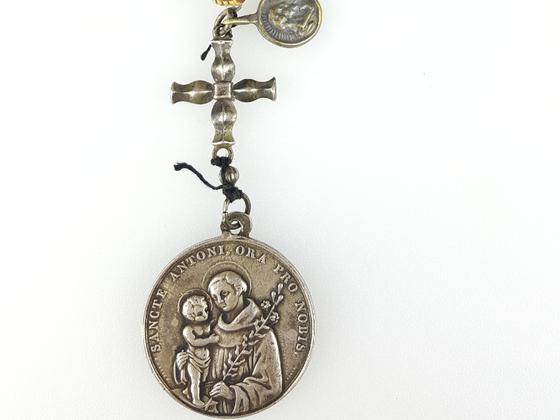Rosenkranz / Antonius von Padua / Salvator Mundi / Mater Salvatoris / Memento Mori
