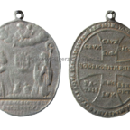 Benedikt von Nursia / Scholastika von Nursia / Benediktussegen