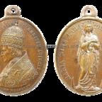 Papst Pius IX. / Unbefleckte Empfängnis