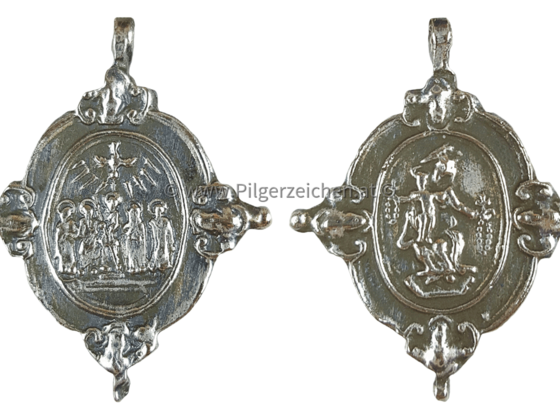 Ignatius von Loyola / Philipp Neri / Franz Xaver / Theresia von Avila / Isidor von Madrid / Rosenkranzmadonna