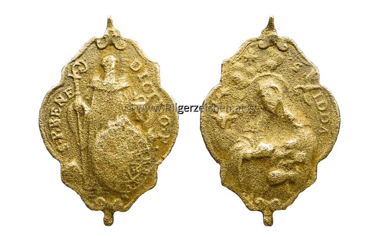 Benedikt von Nursia / Ida von Toggenburg
